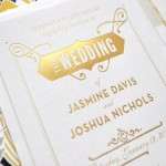 10 Unique Wedding Invitations