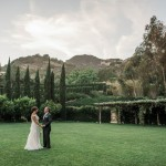Beth and Walter's Montecito Summer Solstice Wedding