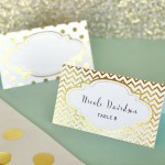 12 Perfect Place Cards