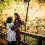 Terra and Dominique's Rustic Mount Rainier Elopement