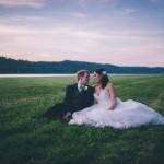 Madison and Eric's Backyard Kentucky Wedding