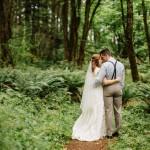 Carly and Leo's Meaningful Backyard Portland Wedding