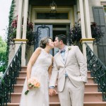 Ali and Gage's Historic Savannah B&B Wedding