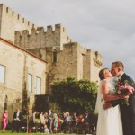 Susanne and Pieter's Historical Portugal Hotel Wedding