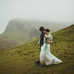 Chelsea and Gabriel's Isle of Skye Elopement