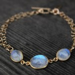 10 Marvelous Moonstone Bridal Jewelry Pieces