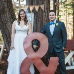 Amanda and Eddie's Intimate Portland $5,000 Farm Wedding