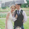 Marlo and Allan's Intimate Farmhouse Wedding