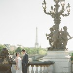 Matthew and Lindsey's Intimate Paris Elopement