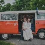 Kelli and Mart's Intimate Estonia Wedding at Põhjaka Manor