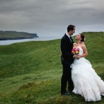 Kristy and Ben's Irish Castle Elopement