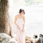 10 Gorgeous Blush Wedding Gowns