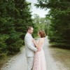 Celina and John's Rustic Resort wedding