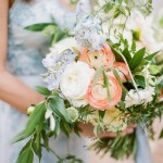 Pantone Colors of the Year Elopement Styled Shoot