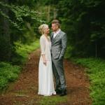 Madelene and Peter's Laid Back Swedish Beach Wedding