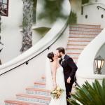 Dove and Matt's Elegant Santa Barbara Courthouse Wedding