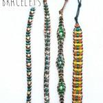 DIY Beaded Boho Bracelets