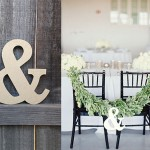 8 Beautiful Newlywed Chair Signs
