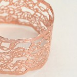 10 Rose Gold Stackable Bangles And Bracelets