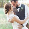 Chelsea and Jared's Vintage At-Home Louisiana Wedding