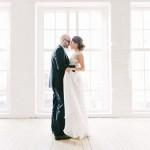 Diana and Oleg's Elegant Moscow Hotel Wedding