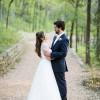 Alison and Matt's Fun Filled Texas Sculpture Garden Wedding