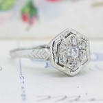 8 Radiant Vintage Rings From Etsy