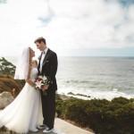 Sarah and Stefan's $5,000 California DIY Wedding