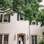 Ashley and Kyle's North Carolina Spring House Wedding