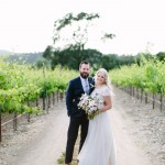 Lindsay and Brent's Romantic Sonoma Ranch Wedding
