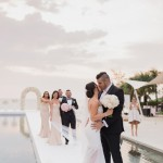 James and Sally's Elegant Beachfront Thailand Wedding