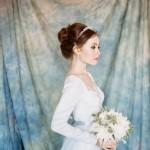 10 Wonderful Winter Wedding Dresses