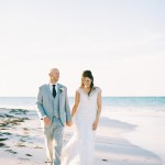 Josh and Heather's Punta Cana Beach Party Wedding