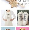 30 Fab Gifts for Food and Drink Lovers: 2016 Etsy Gift Guide