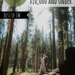 Best of IW 2016: 20 Amazing Weddings $10,000 and Under