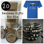 20 Awesome Gifts For Him: 2016 Etsy Gift Guide