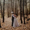 Kelsey and Ian's $2,500 Nature Preserve Nuptials
