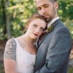 Bryce and Hayley's $4,000 Rustic Wedding in Georgia