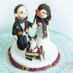 12 Fabulously Nerdy Cake Toppers