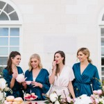 10 Beautiful Bridesmaids' Robes