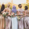 8 Beautiful Rose Gold Dresses for your Bridesmaids