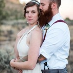 Smith Rock Elopement Styled Shoot