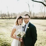 Matthew and Shannon's Pennsylvania Airbnb Wedding