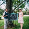 Kate and Justin's Surprise DIY Farm Wedding