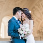 Priscilia and Albert's San Francisco City Hall Elopement