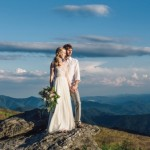 Holly and Josh's $1,500 Rustic Tennessee Elopement