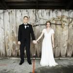 Eleanor and Peter's Cozy Vancouver Wedding