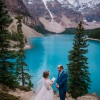 Svetlana and Drew's Breathtaking Banff Elopement