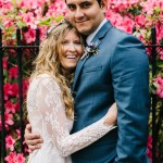 Ashley and Victor's Sunrise Beach Elopement in Charleston