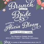 15 Fabulous Ideas for Your Bridal Shower Brunch